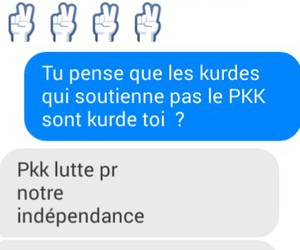 pkk, love, and kurdistan image
