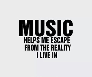 me, music, and just me image