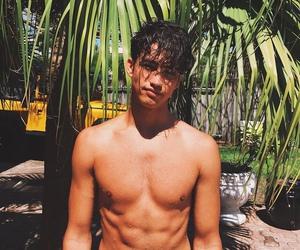 boy, Hot, and summer image