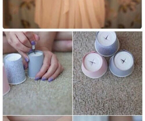 diy, do it yourself, and lights image