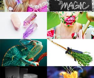 disney, magic, and princess image