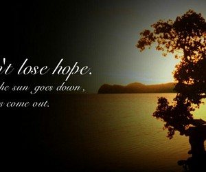 hope and inspiration image