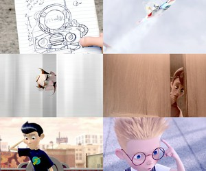 disney and meet the robinsons image