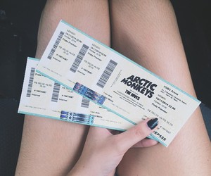 music and artic monkeys image