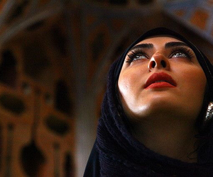eyes, girl, and iran image