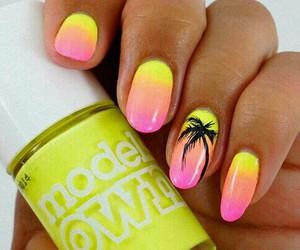amazing, manicure, and summer image