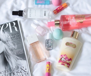 Victoria's Secret, beauty, and eos image