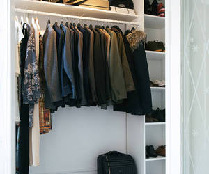 closet, decoration, and home image