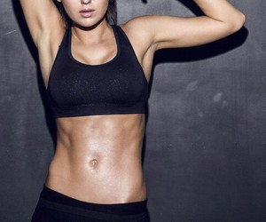 fit, abs, and fitness image