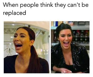 funny, lol, and kim kardashian image