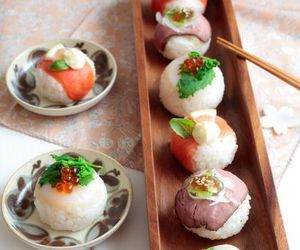 japan, asian food, and japanese food image