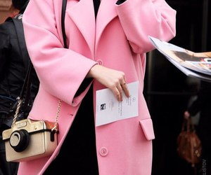 coat and pink image