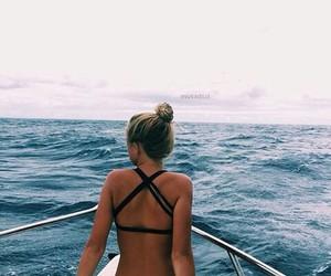 beach, bikini, and tumblr image