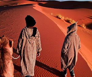morocco, desert, and Sahara image