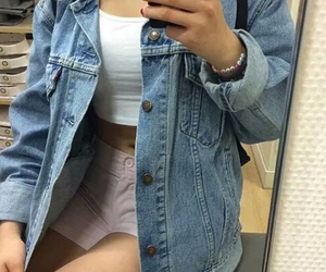 denim, jeans, and pale image