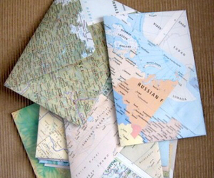 map and travel image