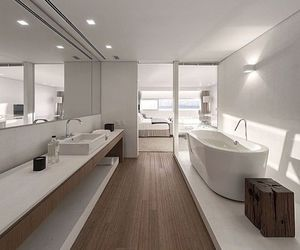 bathroom, Dream, and house image