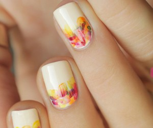 colourful, creative, and nails image