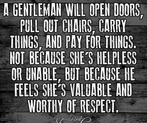 carry, gentleman, and respect image
