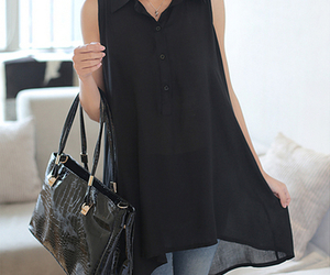 blouse, fashion, and korean image