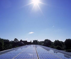 solar generator, solar panels for home, and solar power energy image