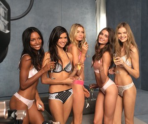 angels, beauties, and Victoria's Secret image