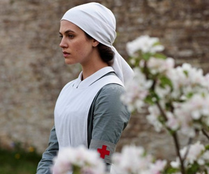 nurse, downton abbey, and jessica brown findlay image