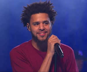 handsome, j cole, and j. cole image