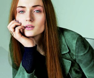 game of thrones, sophie turner, and beautiful image