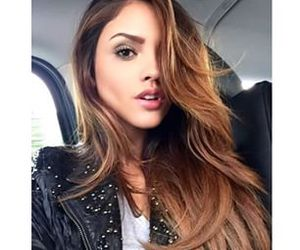 beautiful, hair, and eiza gonzales image