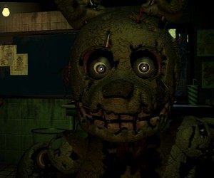 fnaf, five nights at freddy's 3, and fnaf3 image