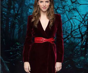 actress, movie, and red dress image