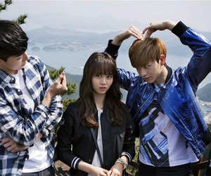 school 2015 and sungjae image