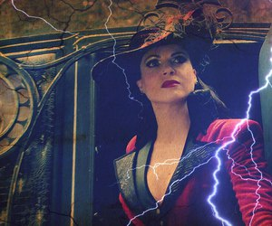ouat and evilqueen image