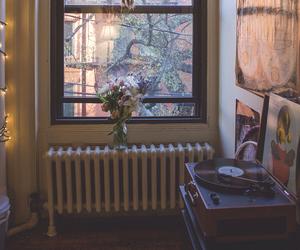 bedroom, room, and window image