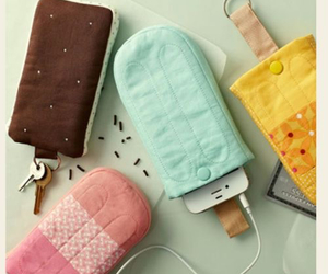 iphone, ice cream, and case image