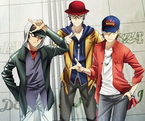anime, K, and manga image