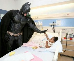 awesome, hero, and hospital image