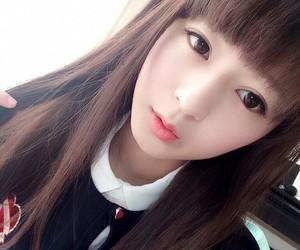 asian, japan, and japanese girl image
