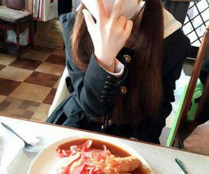food, japan, and japanese girl image