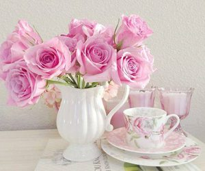 roses, flowers, and beautiful image