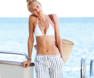 candice swanepoel, summer, and model image