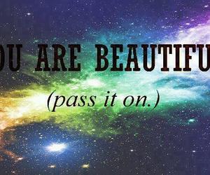 beautiful, magic, and sky image