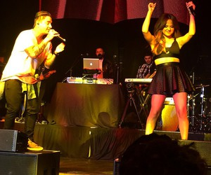 performance, becky g, and 2015 image