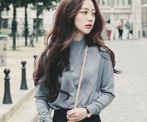 fashion and korea image