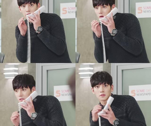 healer, ji chang wook, and korean actor image
