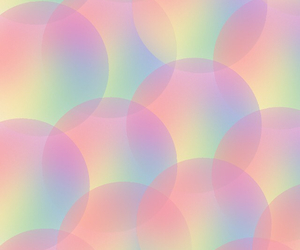 background, bubbles, and colors image
