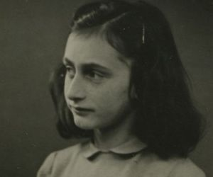 anne frank and girl image