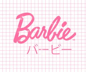 barbie, girl, and grunge image