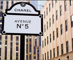 chanel, avenue, and city image